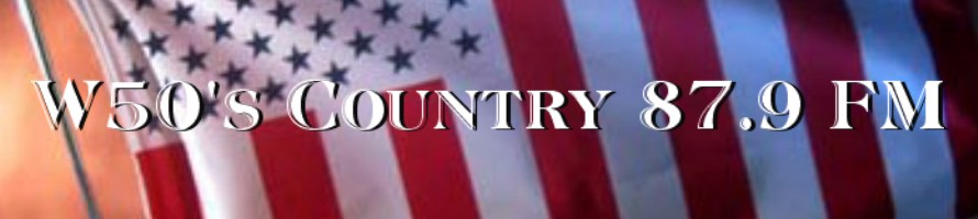 w50s Country Banner